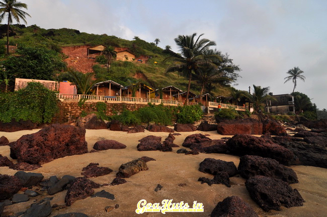 Shree Sai Cottages | Goa Huts
